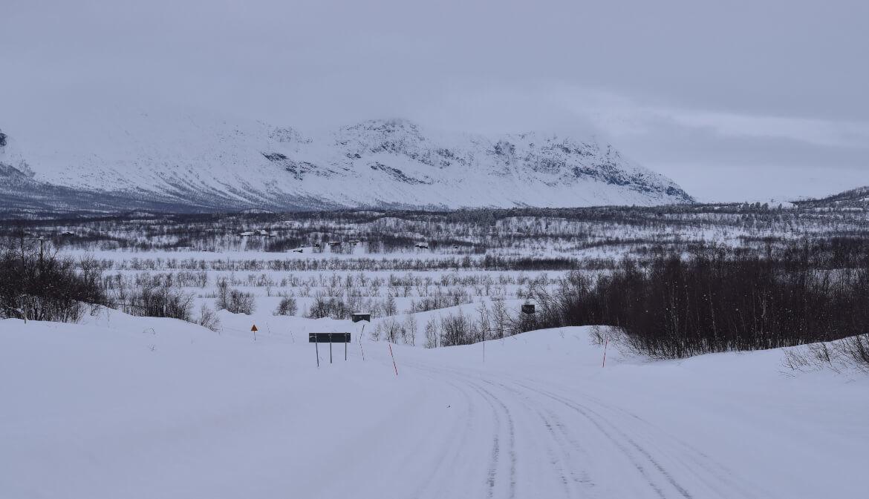 Zweeds Lapland en Fins Lapland