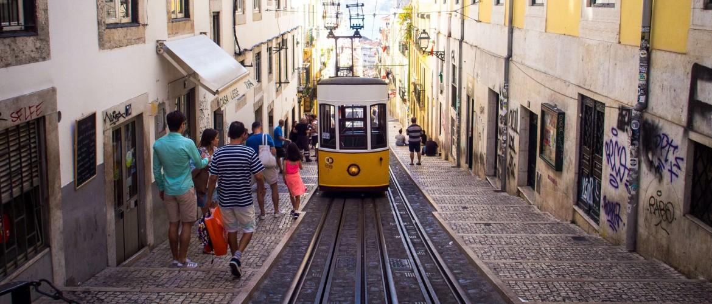 De 10 grootste steden van Portugal op inwonersaantallen