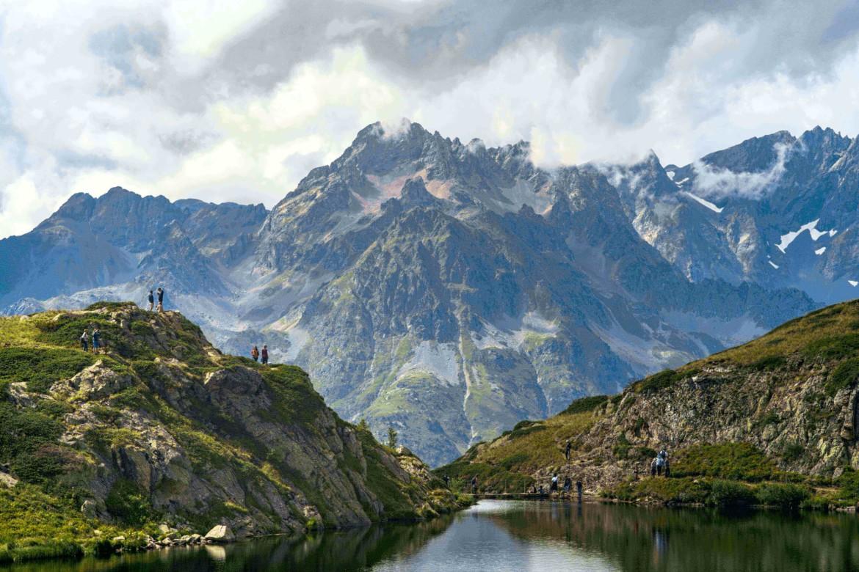 Wandelen over de Alpe d'Huez
