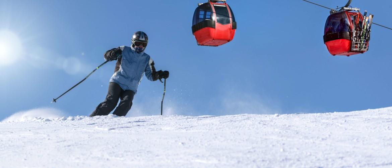 Is skiën moeilijk? (+ de basistechnieken om goed te leren skiën)