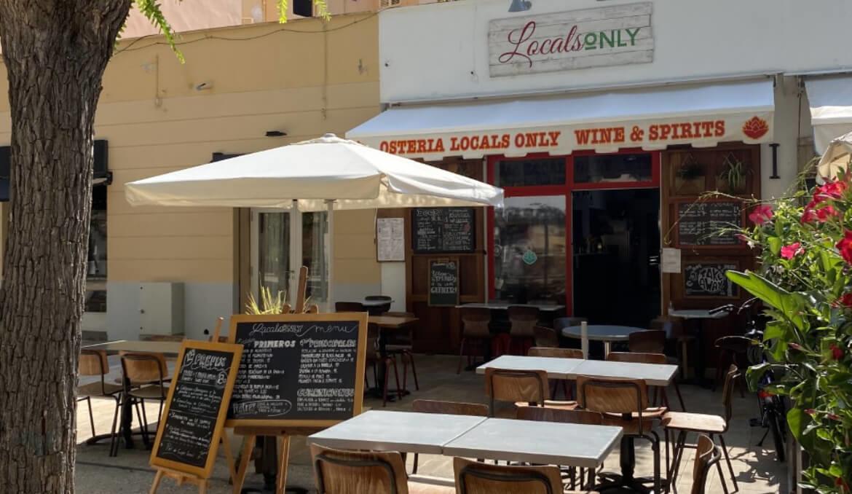 Locals Only: restaurant op Ibiza