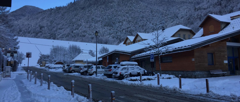 Met de nieuwe skilift in Allemond naar de Alpe d'Huez
