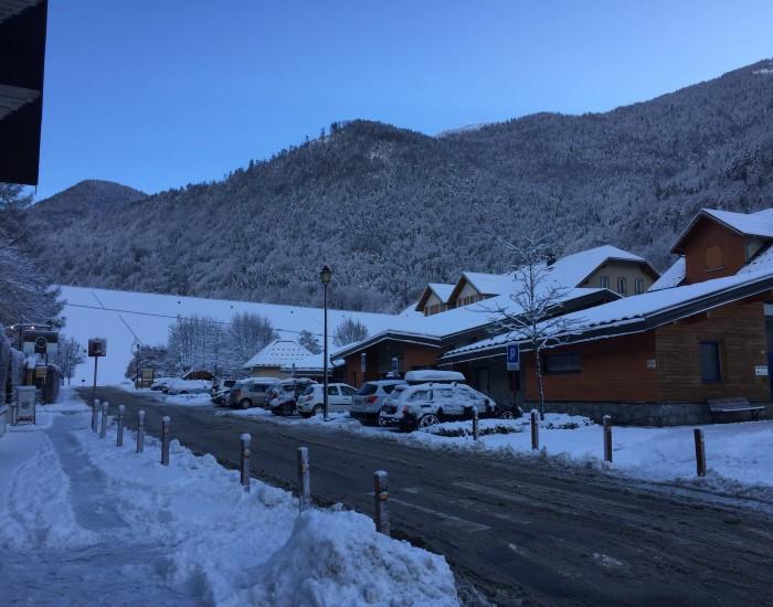 Nieuwe skilift Allemond