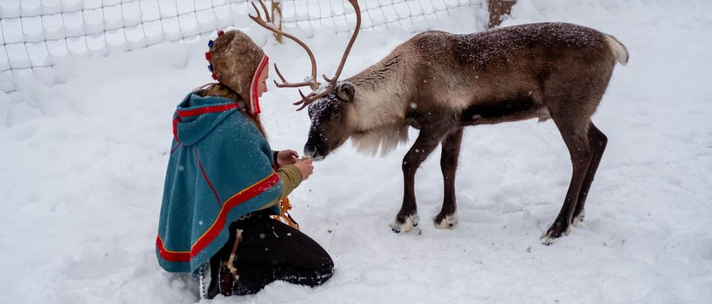 Wat is de oorspronkelijke bevolking van Lapland?