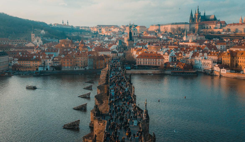 Praag: de grootste stad van Tsjechië
