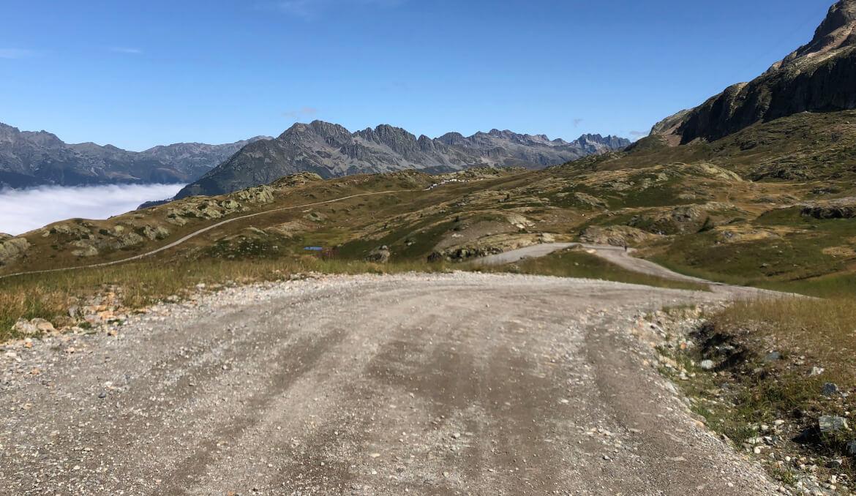 Wandelen bij de Alpe d'Huez