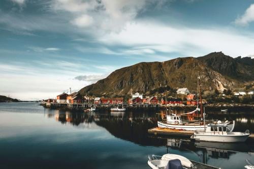 Welke landen liggen in Scandinavië?