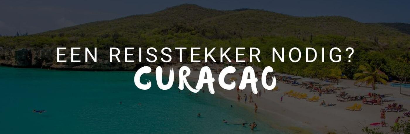 Heb ik een wereldstekker nodig op Curaçao?