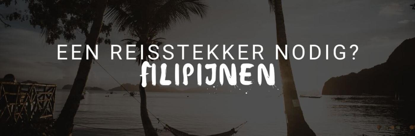 Heb je een wereldstekker nodig op de Filipijnen?