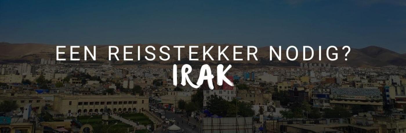 Heb je een wereldstekker nodig in Irak?