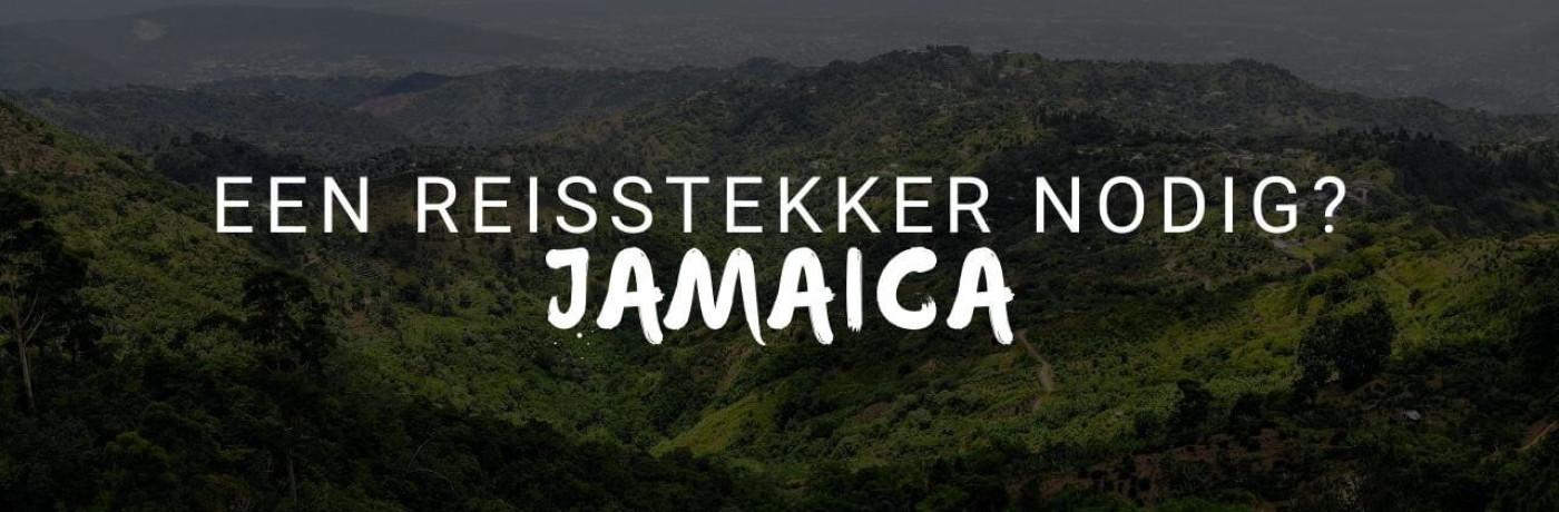 Heb je een wereldstekker nodig in Jamaica?