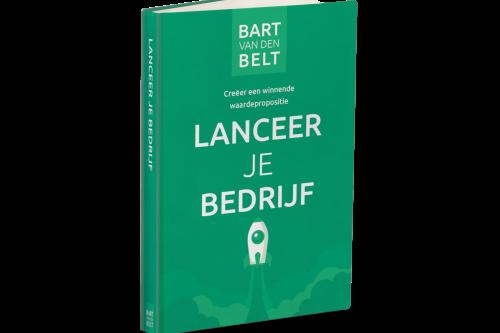 Boek Lanceer je bedrijf