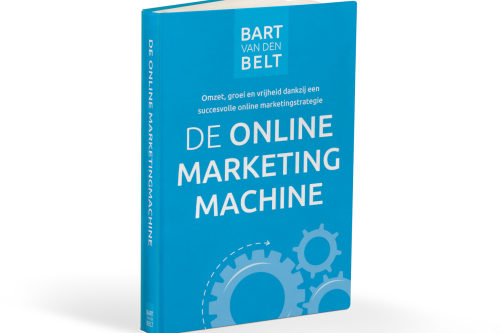 Boek De Online marketingmachine
