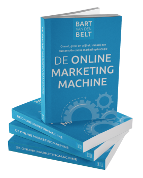 boek online marketingmachine