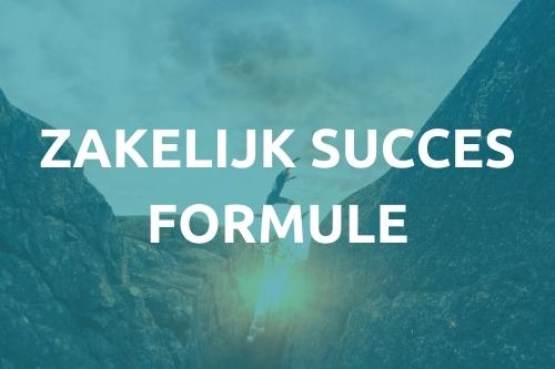 programma Zakelijk Succes Formule