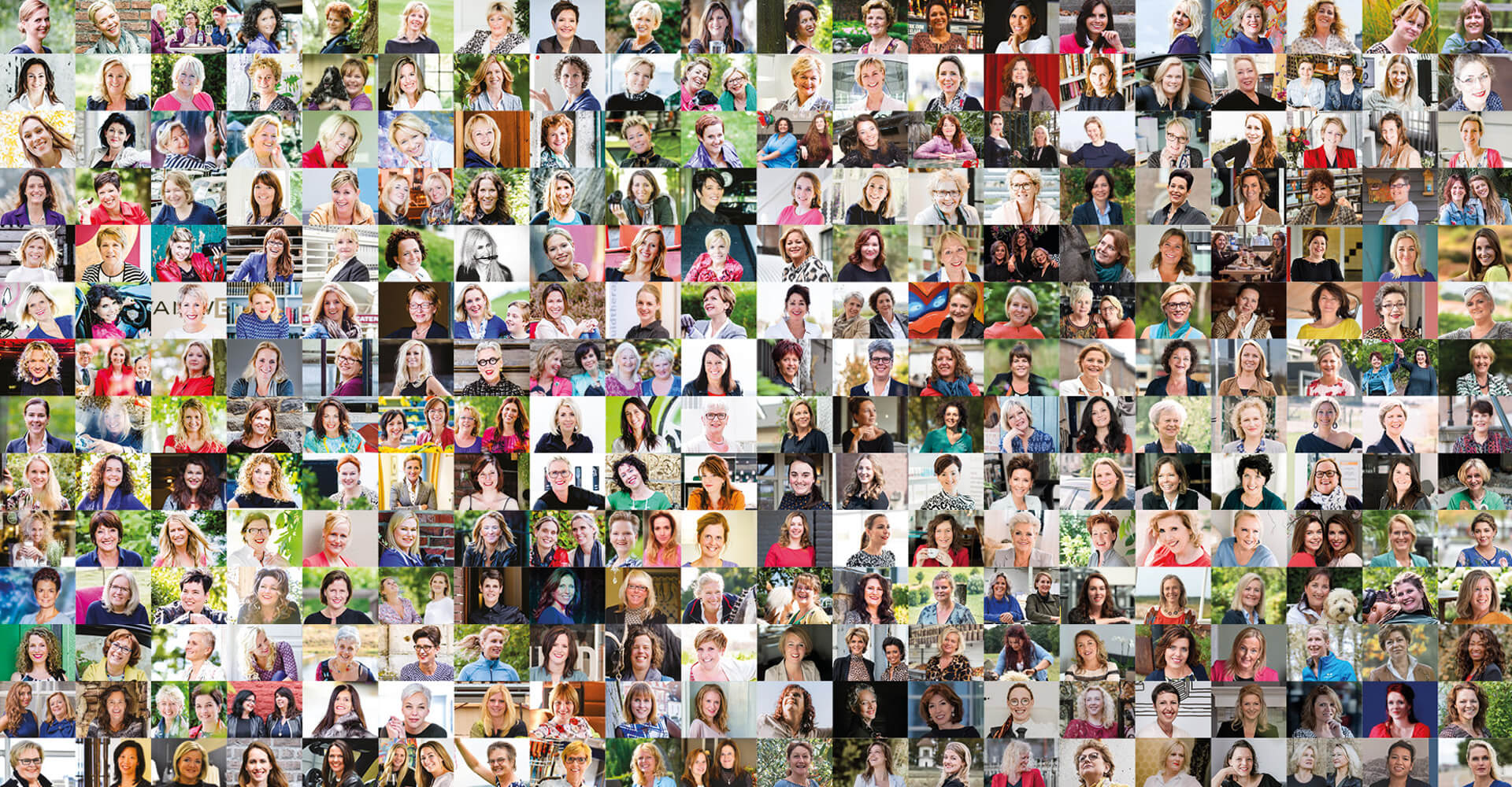 Voor 2021 zijn wij op zoek naar 100 zakenvrouwen. Naast het feit dat we zelf actief werven, doen wij ook een beroep op ons eigen netwerk.