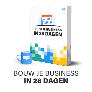 Bouw je business in 28 dagen challenge