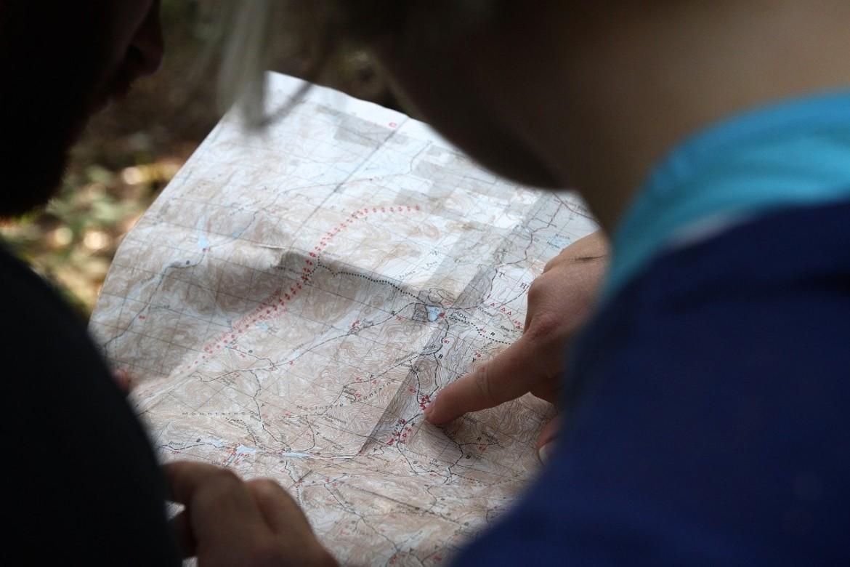 bedrijfsplannen maken zonder bijsturen is als zonder kaart de bergen in