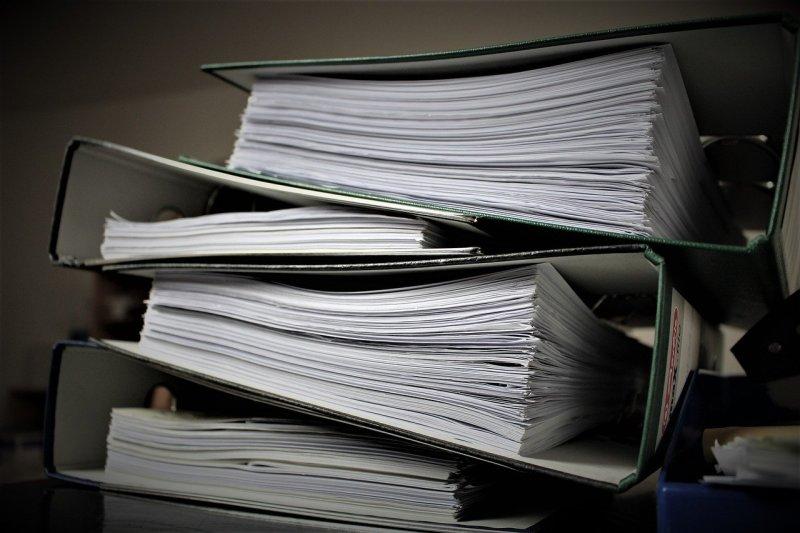 Facturen archiveren in mappen