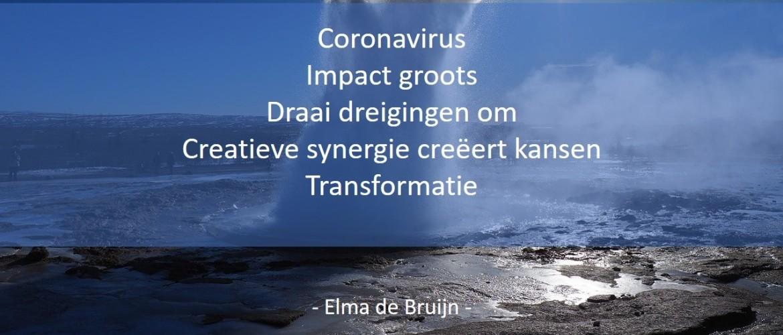 Ondernemingen/zzp'ers vallen om door coronavirus: Wat nu?