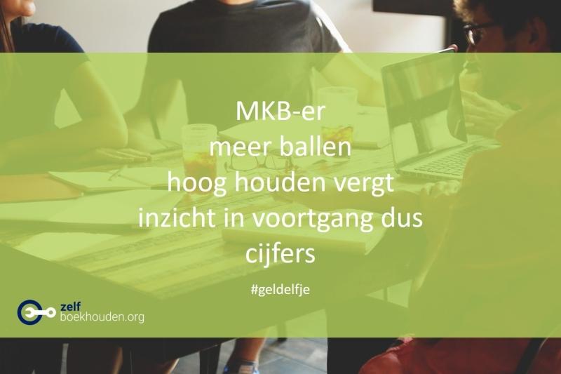 Online boekhouden mkb voor grip op financien en sneller inzichten waarde creatie