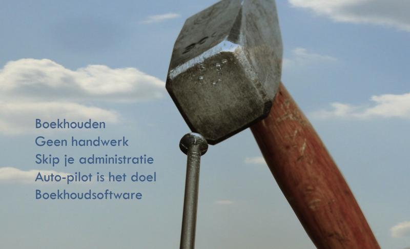 Online boekhoudprogramma vermijdt veel administratie