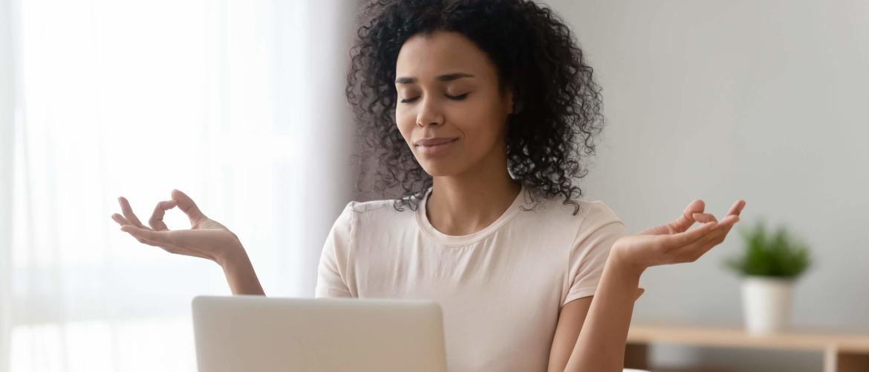 Mindfulness oefeningen voor op het werk