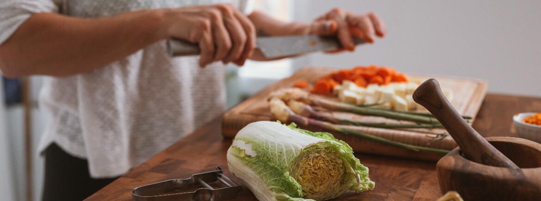 Mindfulness koken - Mindfulness oefeningen voor thuis