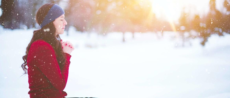 Wintersportvakantie met yoga: handige adviezen
