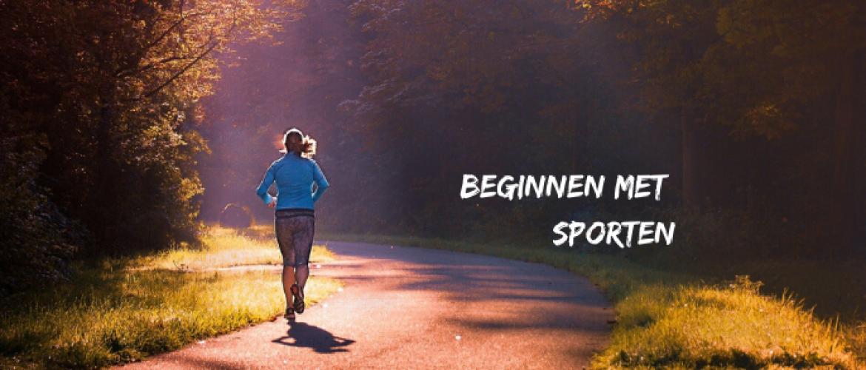 Beginnen met sporten – de basis