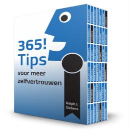 365 tips voor meer zelfvertrouwen