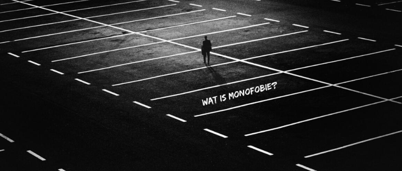 Wat is monofobie?