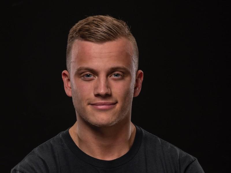 Damian Dekker PErsonal trainer