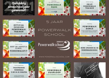 De Powerwalkschool