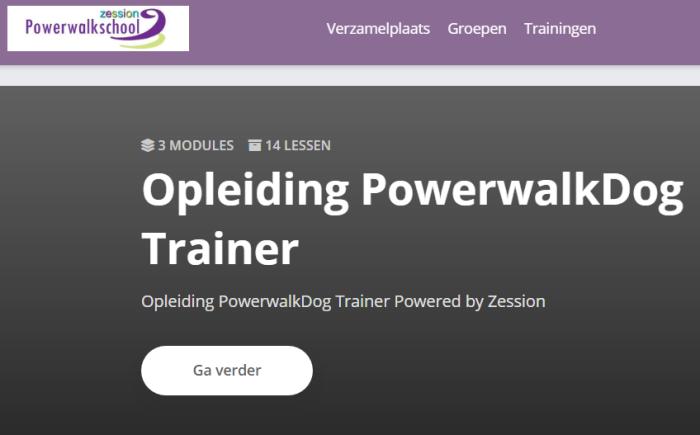 PowerwalkDog Online