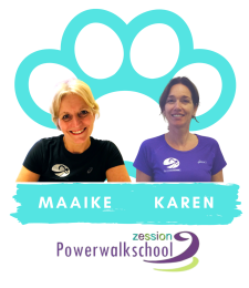PowerwalkDog Trainer Maaike Karen