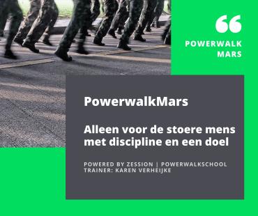 PowerwalkMars Zession