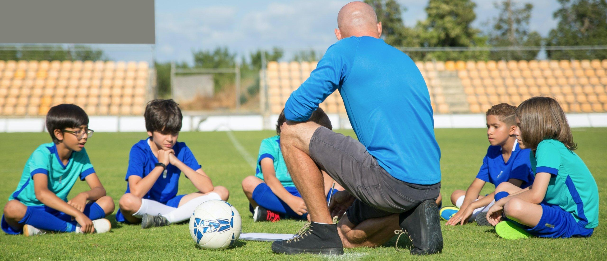 Wat heeft een voetbalcoach met koren te maken?