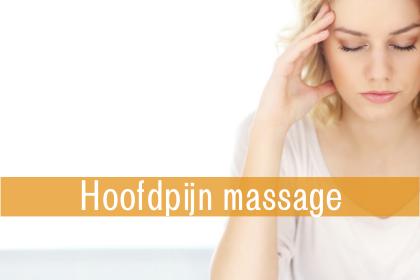 Online thuiscursus Hoofdpijn massage Zonnevlecht Online