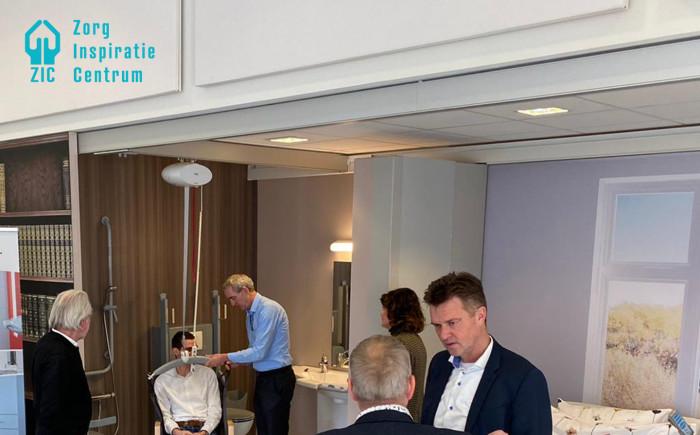Hulpmiddelen van de beste kwaliteit vind je in het Zorg Inspiratie Centrum (ZIC Papendrecht)