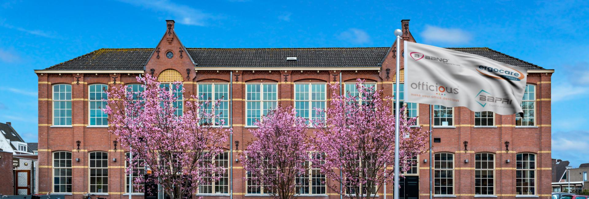 Foto van de locatie van het Zorg Inspiratie Centrum (ZIC)