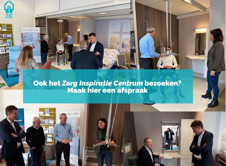 Bezoek het Zorg Inspiratie Centrum (ZIC) - Afspraak maken