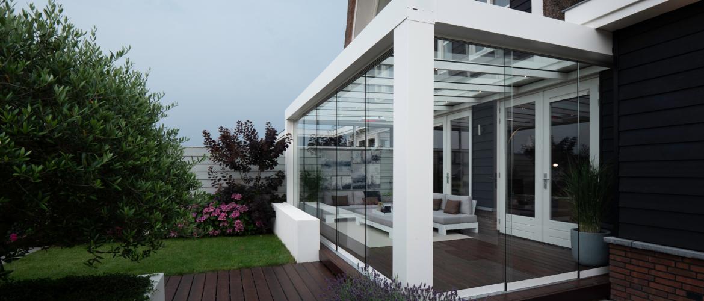 Design veranda Highline Cube een perfecte combinatie van design en degelijkheid
