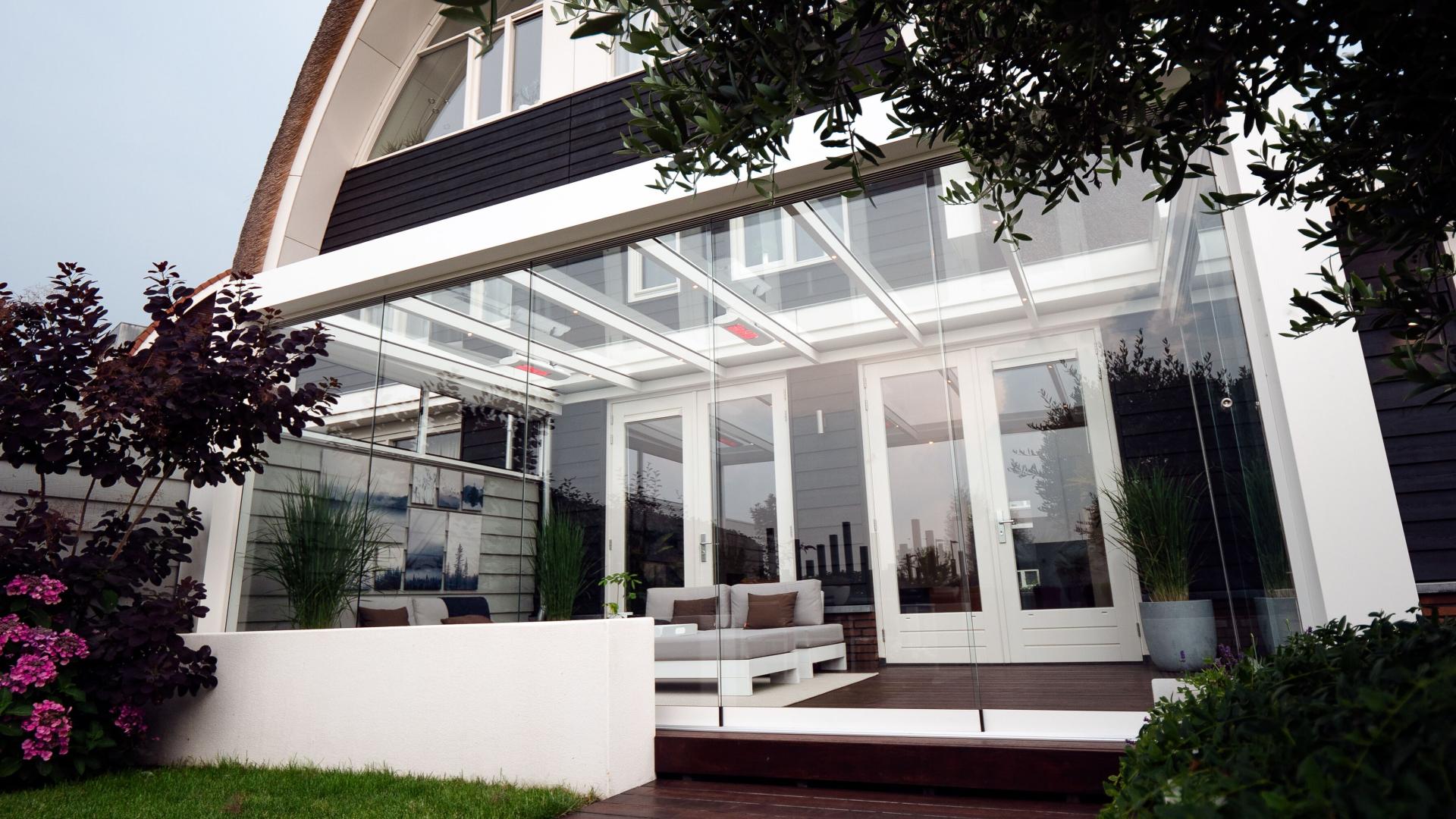 Verasol Highline Cube, design en degelijkheid komen samen-zsm zonwering