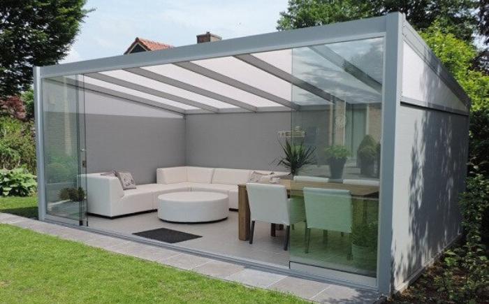 Verasol Lounge standaard kleuren-zsm zonwering