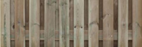 21 planks-schutting