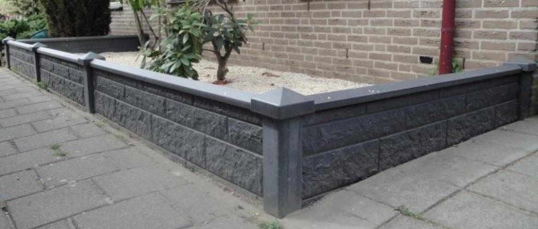 Een betonpoer voor je schutting: creëer een stevige fundering
