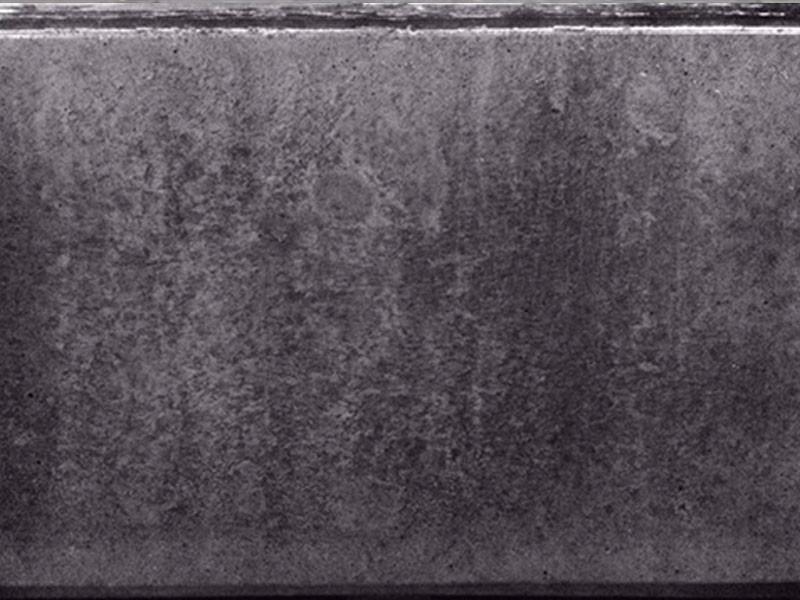 Enkelzijdig glad motief houtbetonschutting, betonschutting of douglas schutting