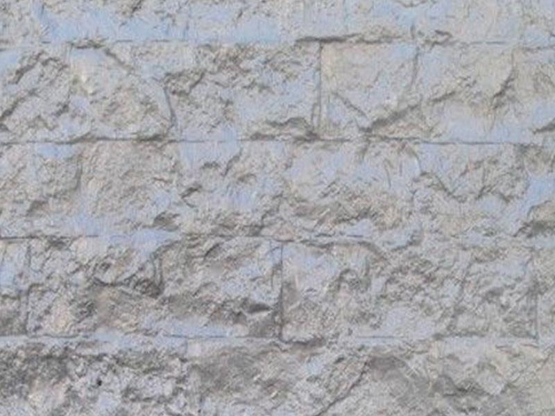 Graniet motief houtbetonschutting, betonschutting of douglas schutting