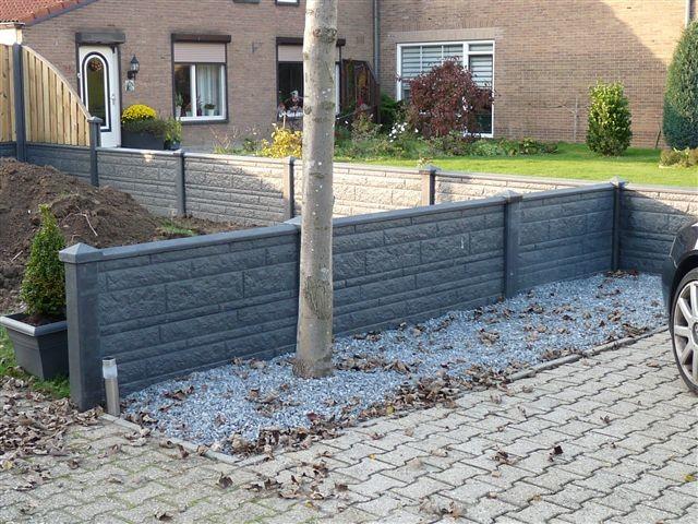 Lage tuinafscheiding Drenthe